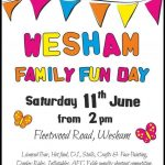 wesham club day