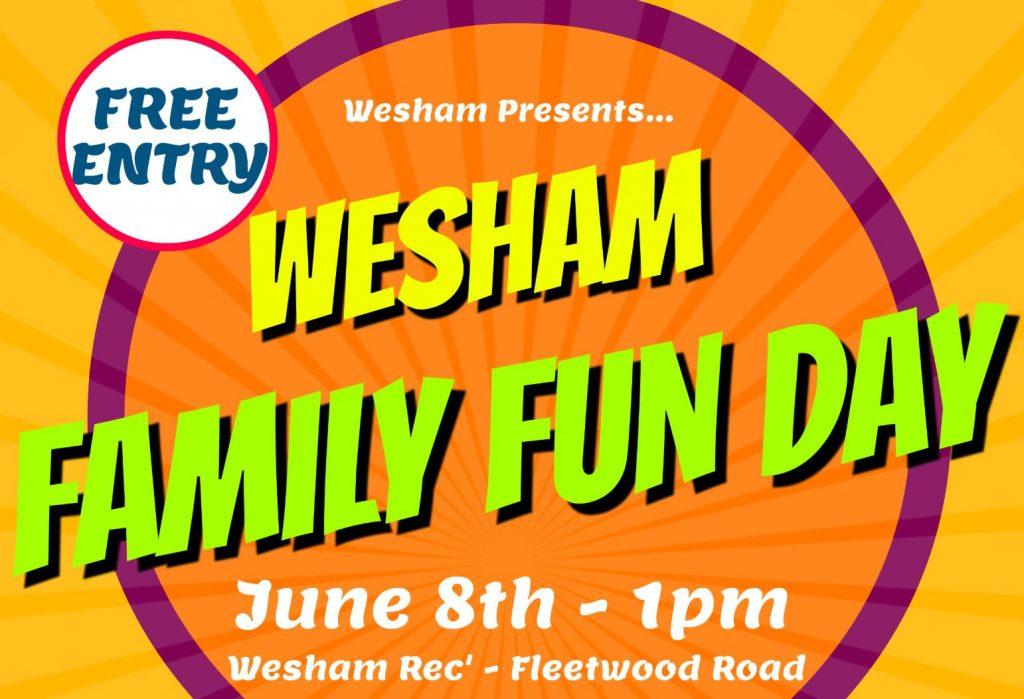 Wesham Family Fun Day 2019