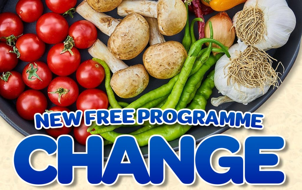 Free weight management programme