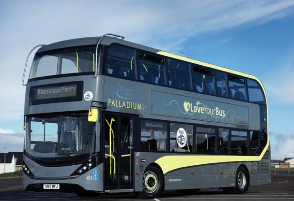 Bus Service Improvement Plans 2021